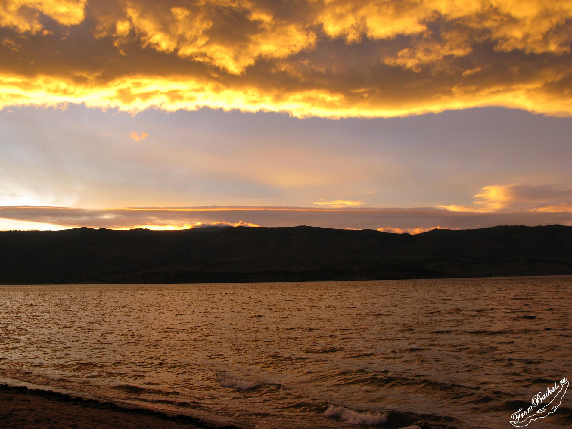 Lake Baikal _ Малое море