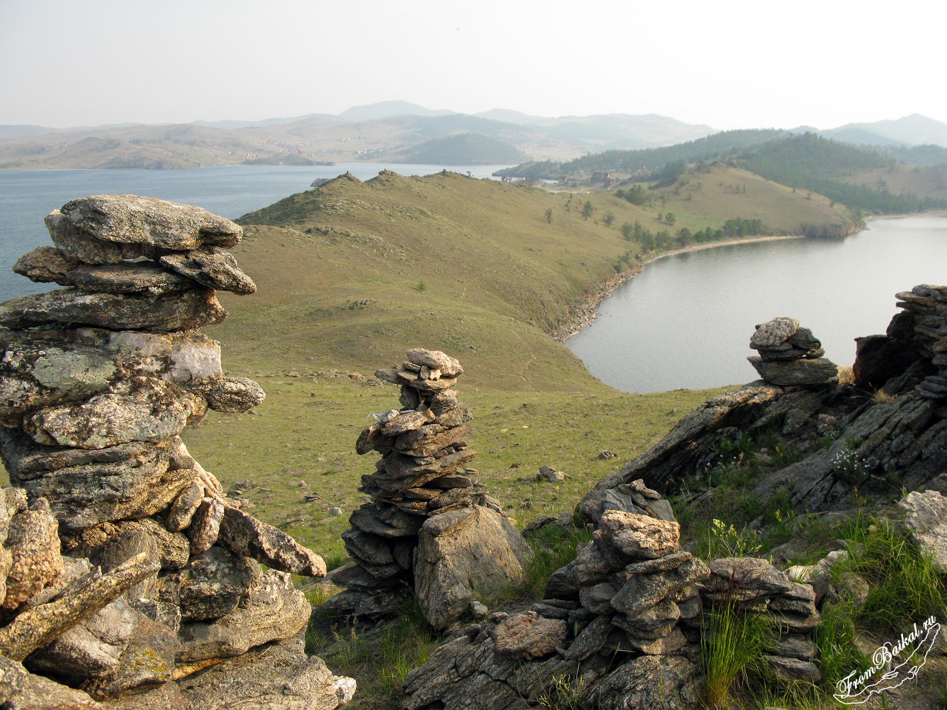 Lake Baikal - Малое море